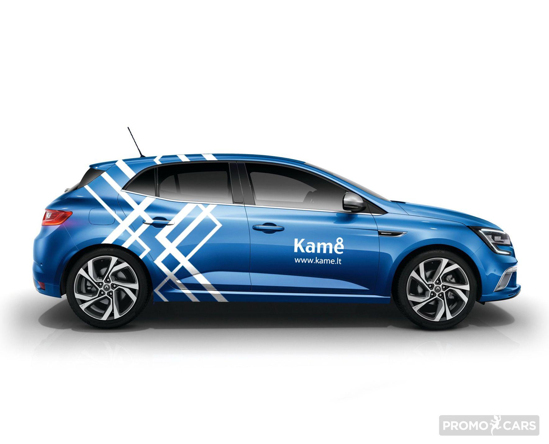 automobilio apklijavimo projektas