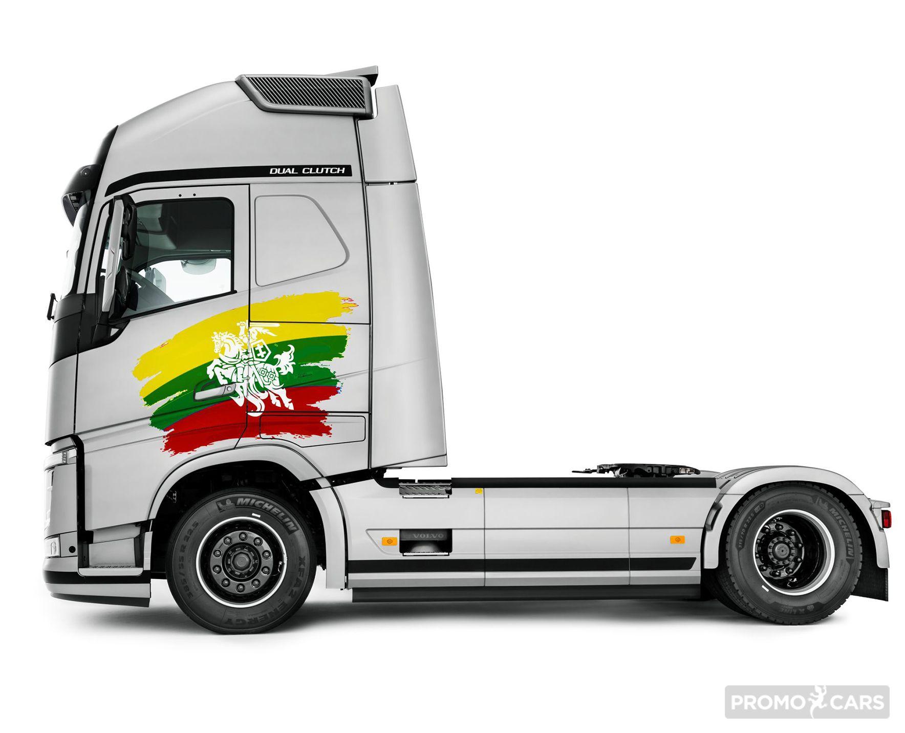 transporto priemones apklijavimo projektas