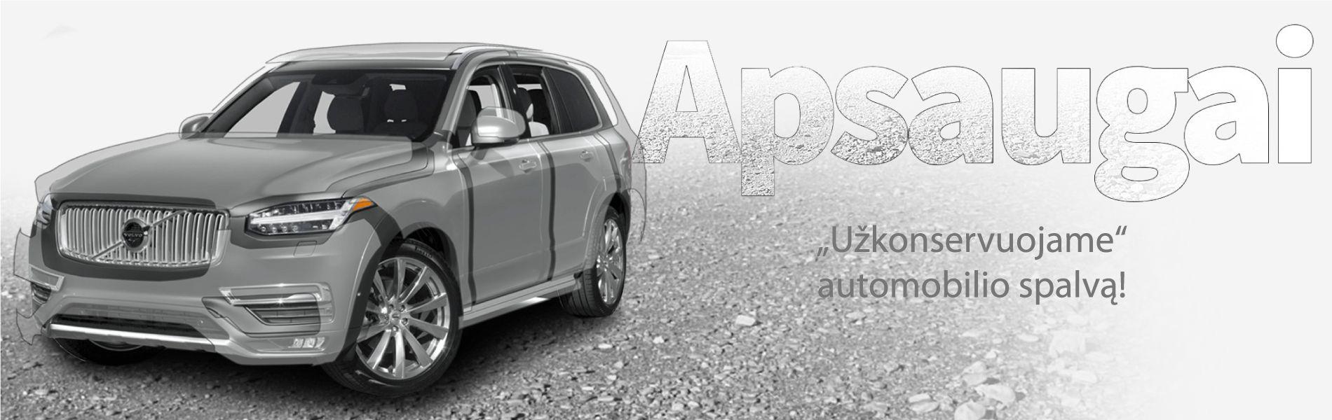 Automobilių apklijavimas plėvele | Promo cars Kaunas